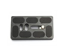 Camera Mount Quick Release Plate