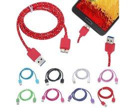 USB Oplaadkabel voor Samsung Note 3 S5
