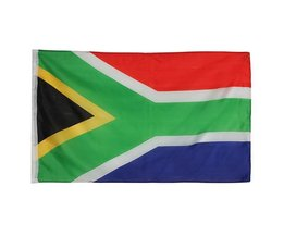Nationale Vlag van Zuid Afrika 150 x  90 cm