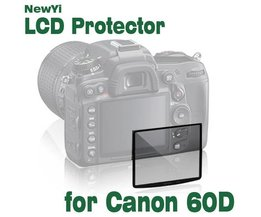 Screenprotector Canon EOS 60D