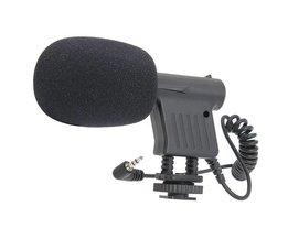 BOYA BY-VM01 Microfoon voor Digitale Camera\'s