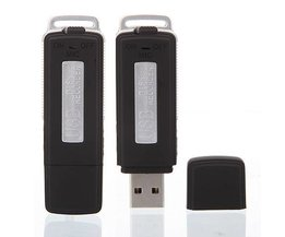 USB Spraakrecorder 4GB