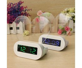 Digitale Alarmklok met Schrijfbord
