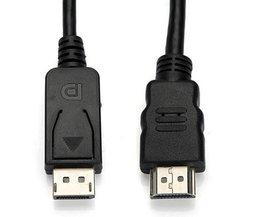 Displayport naar HDMI Kabel