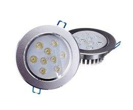 Dimbare LED Inbouwspot (9W)