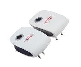 Ultrasone Anti Mug Stekker (US en EU Plug)