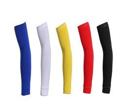 Kleurrijke Arm Warmers met UV protectie