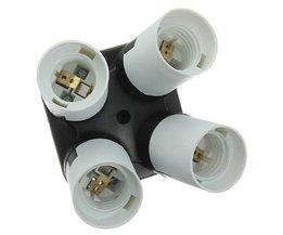Lamp Splitter 4 In 1