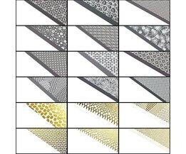 Stickers Patronen voor Nagels