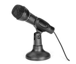 Karaoke Microfoon met Computer Aansluiting