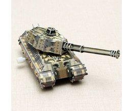 Hope Winning Opwindbare Modelbouw Tank