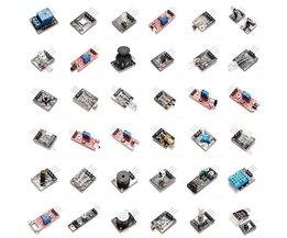 37 in 1 Arduino Sensor Module Board