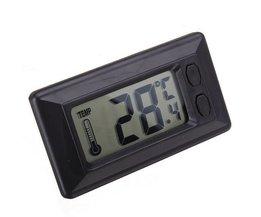 Digitale Thermometer Auto