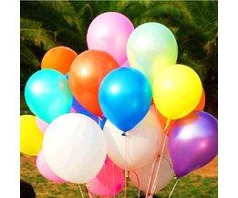 Helium ballonnen 100 stuks