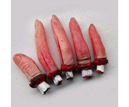 Nepvingers voor Halloween