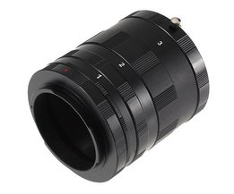Macro Extension Tube Adapter voor Nikon