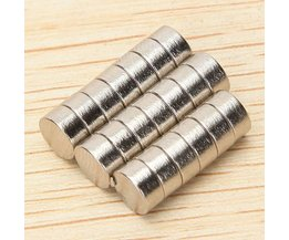 Kleine Neodymium Magneetjes 20 Stuks