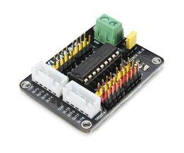 ULN2803 Stappenmotordriver voor Arduino