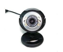 12 Megapixel Webcam met Microfoon