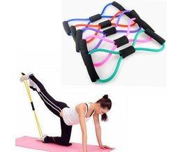 5 Yogabanden van Latex