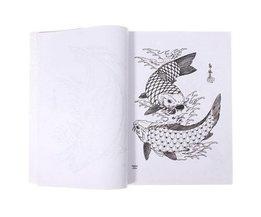 Boek met Tattoo-Schetsen