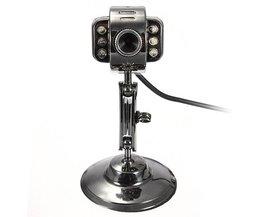 USB Webcam met Nachtzicht