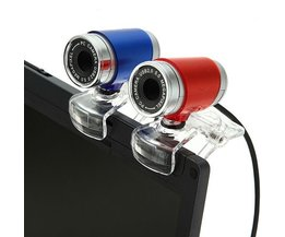 Webcam USB 2.0 met 3.0 Megapixel