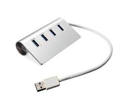 USB 3.0 Hub 4-Poorts
