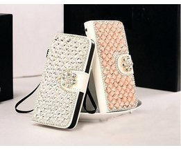 IPhone 6 Hoes in Diamant Bling