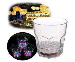 LED Whiskey Glas