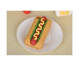 Hoesje met Hotdogvorm voor iPhone 5 & S
