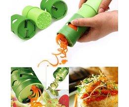 Multifunctionele Snijder voor Groente Spaghetti
