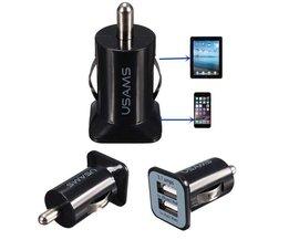 USB lader voor Sigarettenaansteker