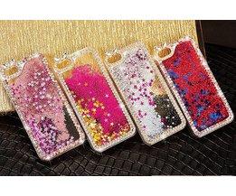 Glitterhoesje Voor Iphone 6 Plus