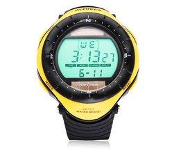 Solar Horloges Op Zonne-Energie