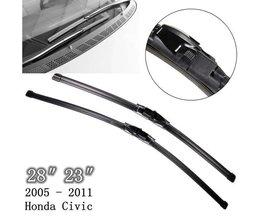 Ruitenwisserbladen voor Honda Civic 2005-2011 Voorruit