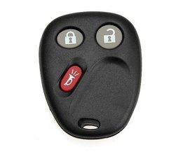 Sleutelcover Voor Elektronische Autosleutel