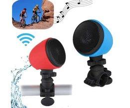 Waterbestendige Speaker Voor Op De Fiets