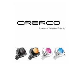 CRERCO C100 Headset Met Oplader Voor Auto