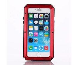 Stevige Aluminium Hoes Voor iPhone 6 Plus