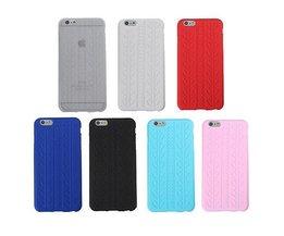 Siliconen Hoesje In Verschillende Kleuren Voor iPhone 6 Plus