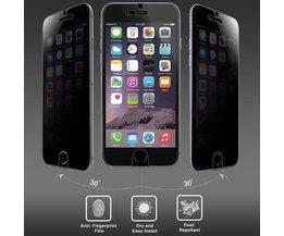 Anti-Spy Screenprotector Voor iPhone 6 Plus