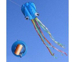 Kindervlieger Octopus