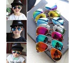 Hippe Zonnebrillen Voor Kinderen