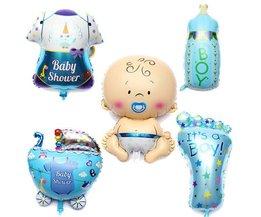 Geboorte Ballon Jongen