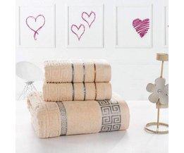 Set Met 3 Handdoeken