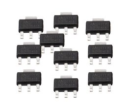 Microcontroller Chips voor Arduino Printer