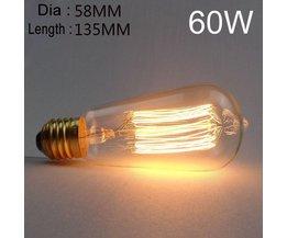 Retro Edison Lamp