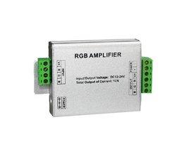 RGB Versterker voor 3528/5050 LED Strip