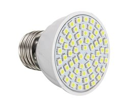 SMD 3528 LED met E27 Fitting